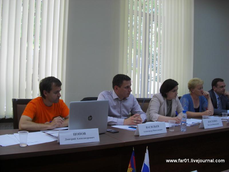 ОНФ Костенко Васильев дороги Краснодар