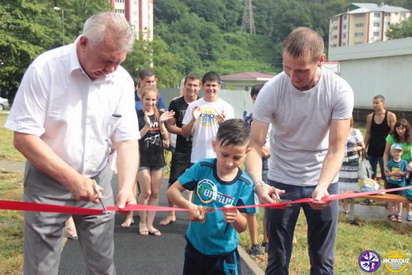 Туапсе НКО воркаут Центр развития современной молодежной культуры и спорта