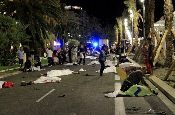 Ницца трагедия беженцы