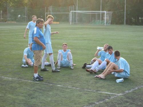 Туапсе футбол массовый спорт Трофимова