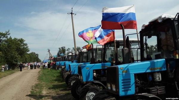 ОНФ Костенко фермеры Кубань Краснодарский край