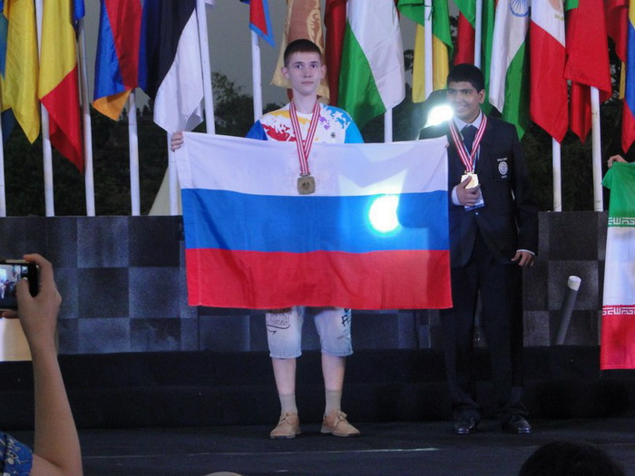 Россия школьники победа олимпиада