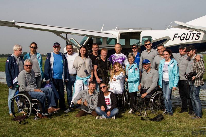 Россия Франция соревнования инвалидов