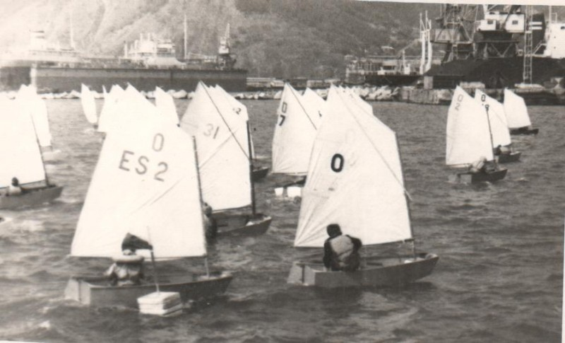 Туапсе яхтенный клуб парусный спорт