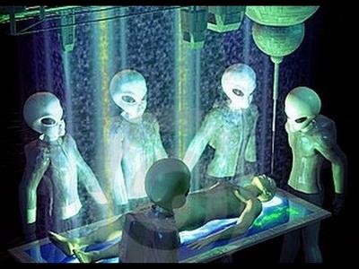 Ельцин-центр пришельцы
