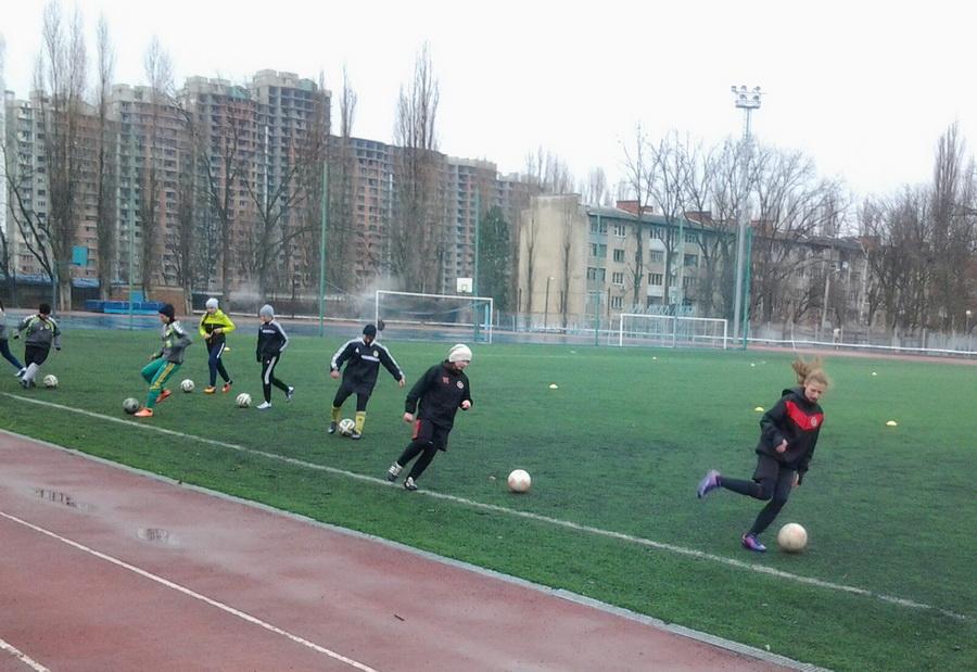СКИМЕН Туапсе женский футбол