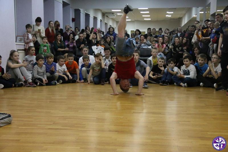 Туапсе НКО Рыжий танцы