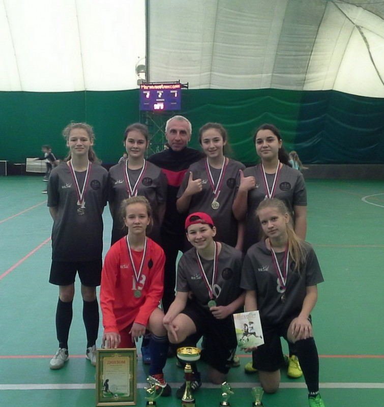 Туапсе женский футбол Краснодарский край