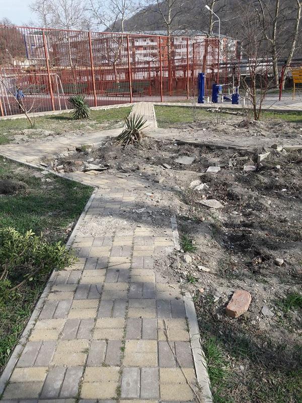 Лыбанев Туапсинский район Ольгинка