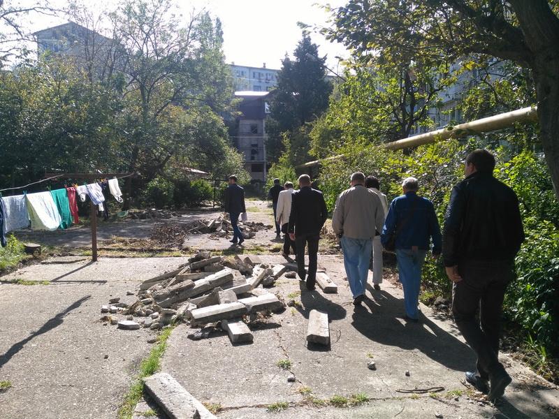 Туапсе благоустройство городская среда