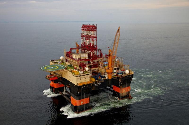 Роснефть Scarabeo-9 шельф Чёрное море нефть