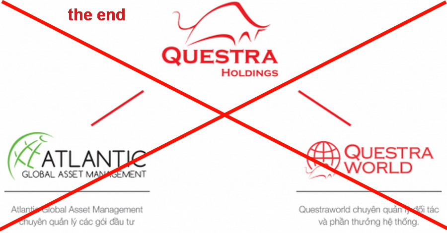 Questra Holdings Atlantic Global Asset Management финансовая пирамида