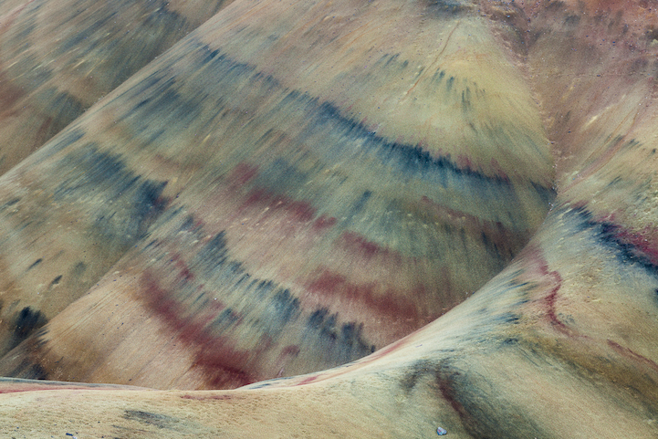 Clay Palette - Oregon's Painted Hills