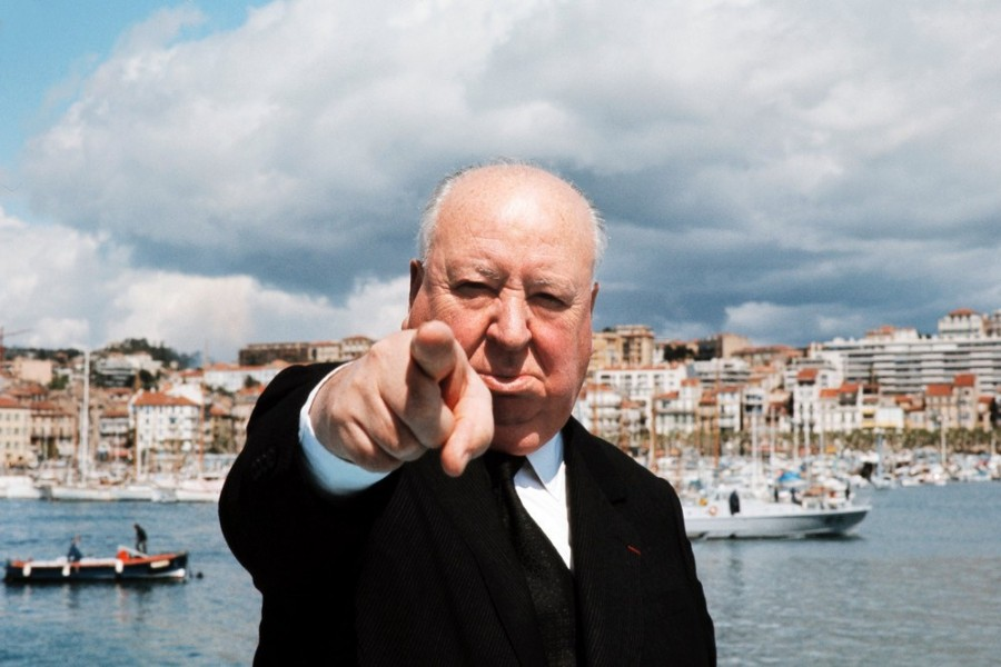 Alfred Hitchcock1, 1963