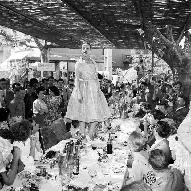 Jeanne Moreau, 1958