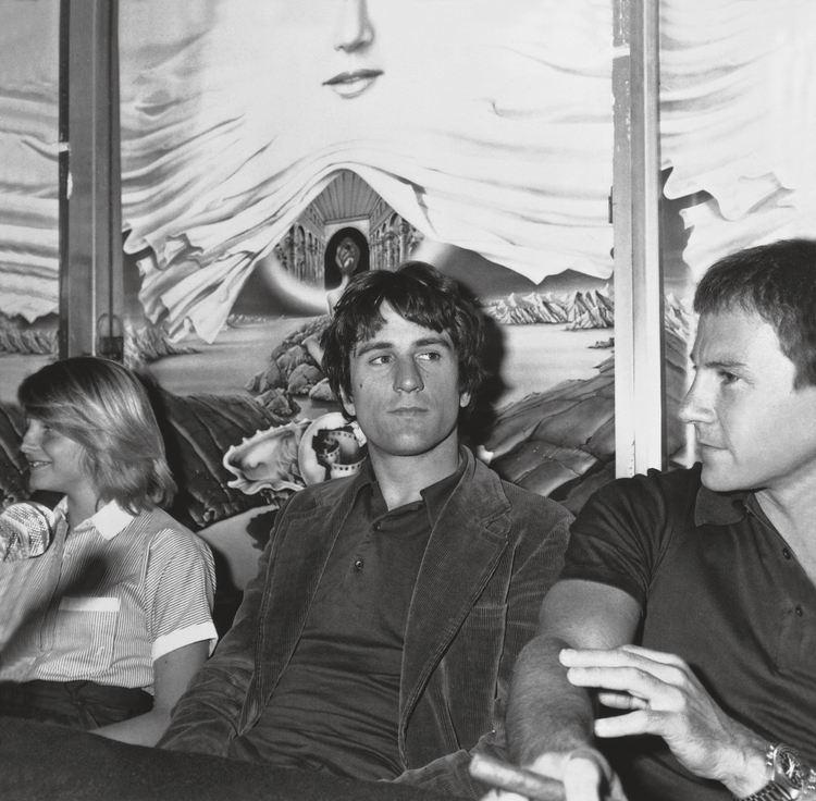 Jodie Foster, Robert De Niro and Harvey Keitel, 1976