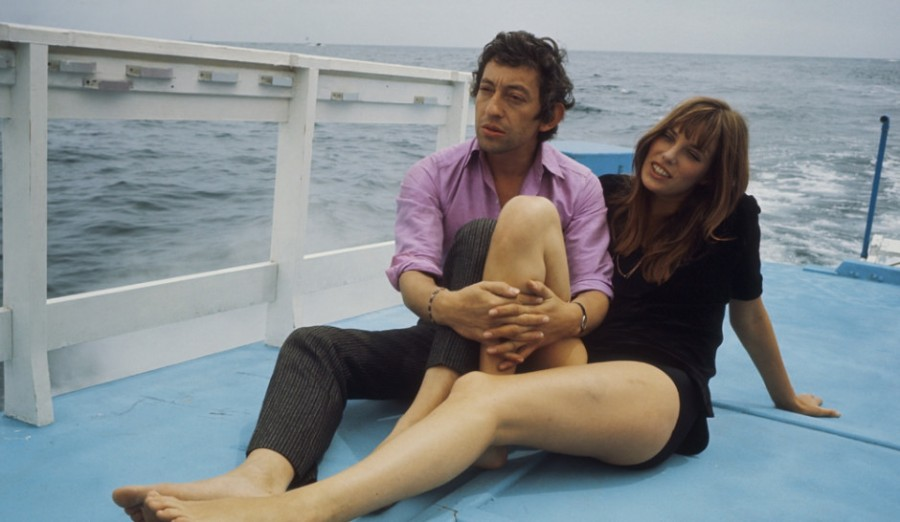 Serge Gainsbourg and Jane Birkin 1, 1969