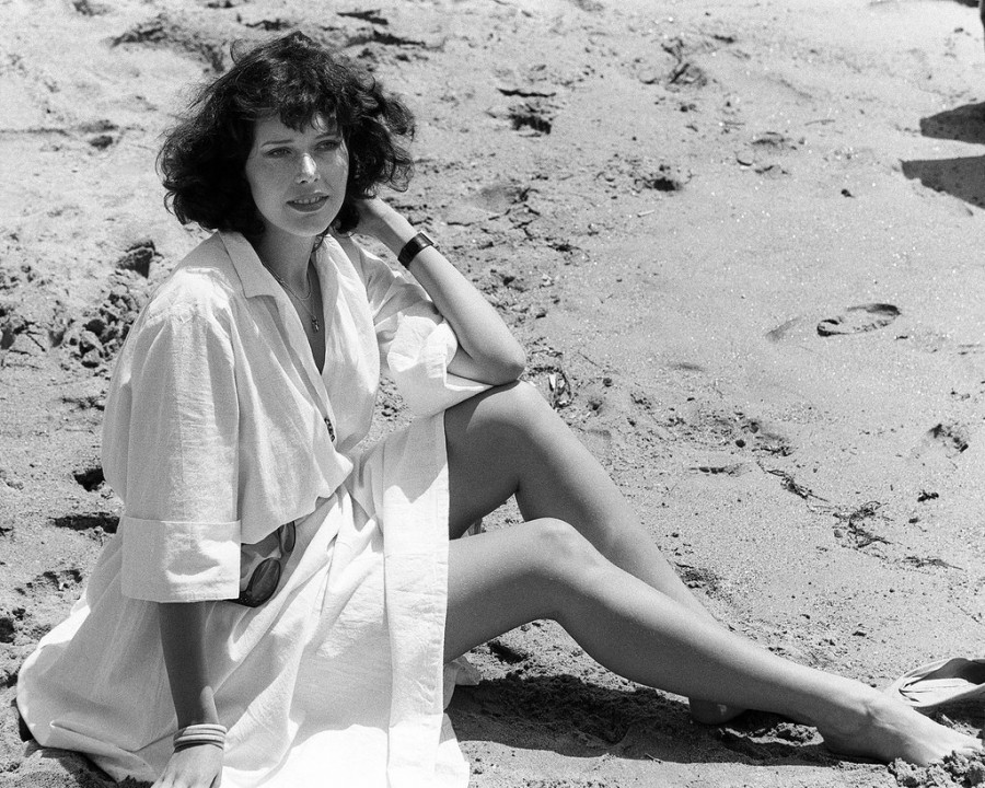 Sylvia Kristel, 1975