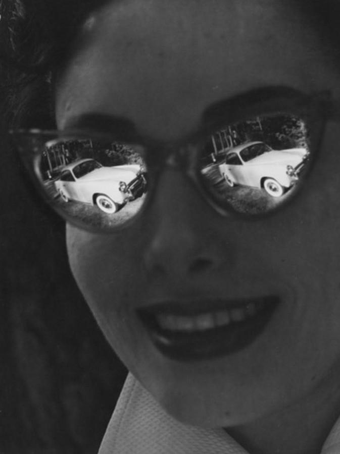 Robert Doisneau (1912-1994) Lunettes, c.1950.