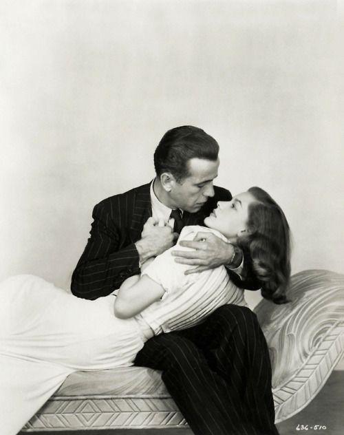 Bogart & Bacall
