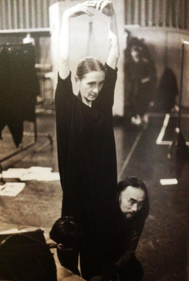 Pina Bausch and Yohji Yamamoto