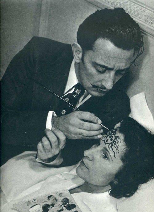 Salvador Dalí & Gala Dali