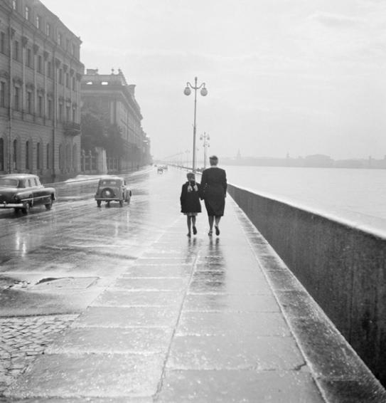 Ленинград, 1950
