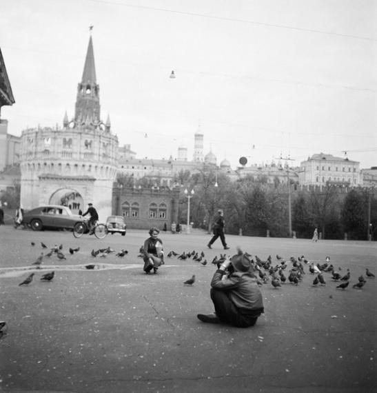 Москва, 1950