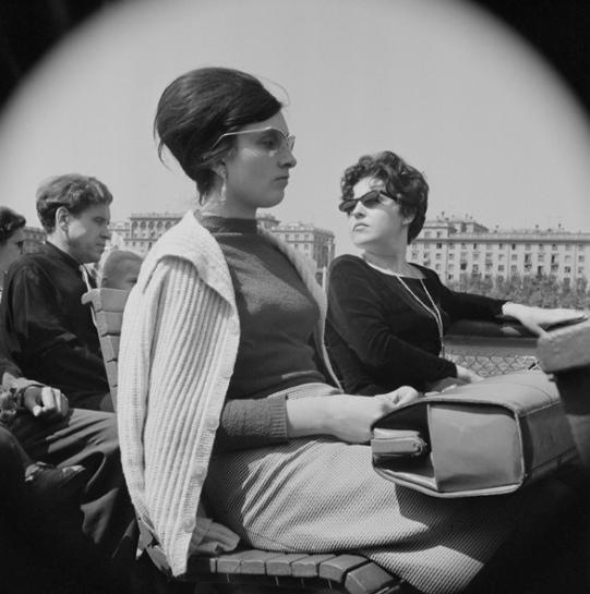 Москва, Весна, 1965 1