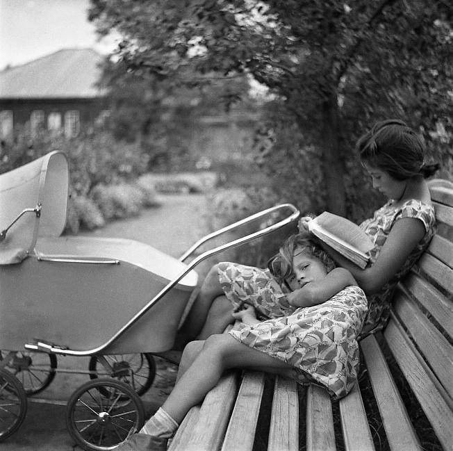 Поселок Шушенское, Красноярский край, 1950