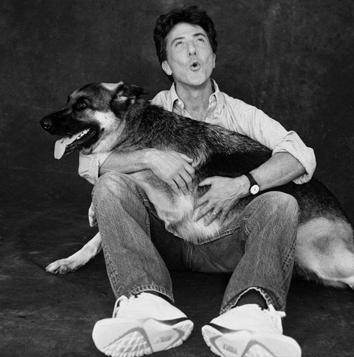 Bonnie Schiffman  Dustin Hoffman