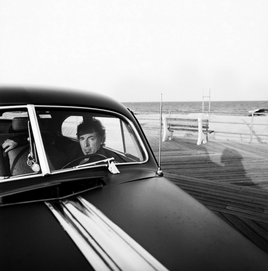 Bruce Springsteen in Asbury Park by Danny Clinch