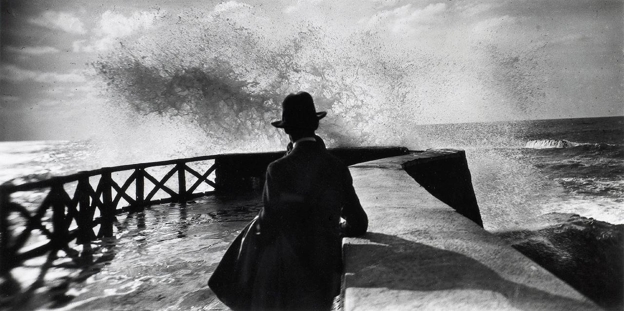 Jacques Henri Lartigue seaside