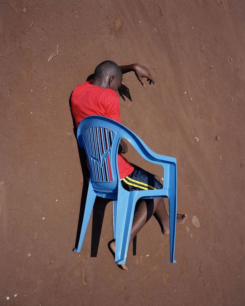 Parasomnia by Viviane Sassen, Cape Town