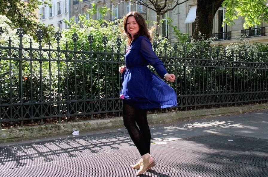 Апрель в Париже и английский кардиган. IMG_9797