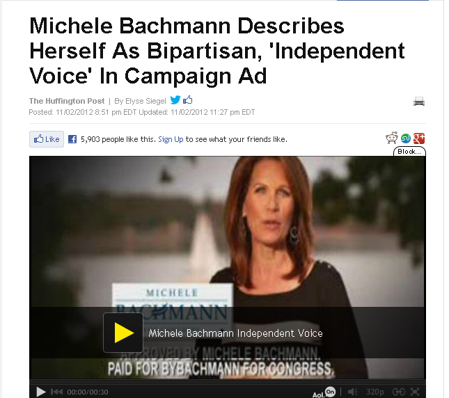 FireShot Screen Capture #150 - 'Michele Bachmann Describes Herself As Bipartisan, 'Independent Voice' In Campaign Ad' - www_huffingtonpost_com_2012_11_02_michele-bachmann-ad-independ