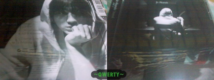 Back > Front :) Akanishi Jin Eternal LE A, CD+DVD --- $24