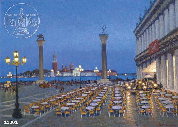 Claudio Bonanni — Crepuscolo a Venezia