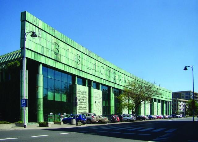 Библиотека Варшавского университета, Варшава, Польша