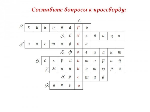 Русская рукописная книга