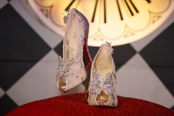 The-Christian-Louboutin-Cinderella-shoe