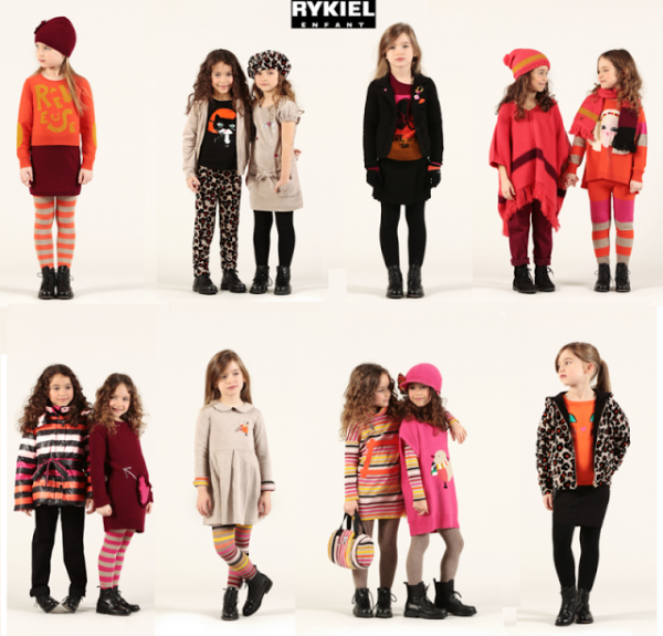 Sonia Rykiel Enfant (Kids Collection FW 2012-2013)