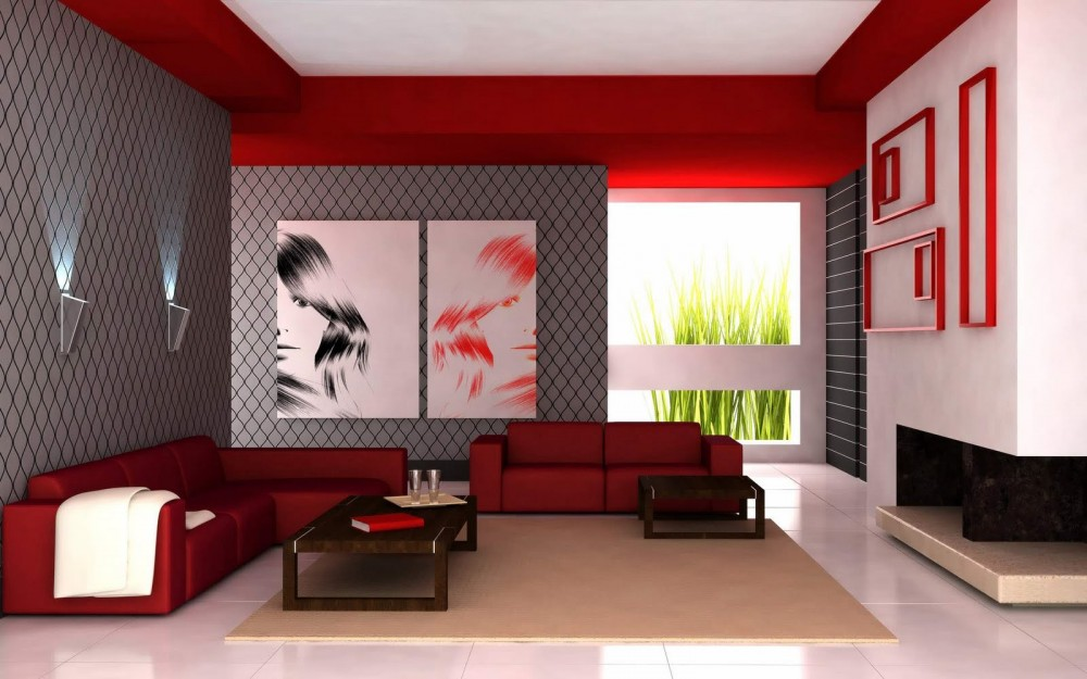 comfortable-living-room-with-red-color-sofas-interior-decors