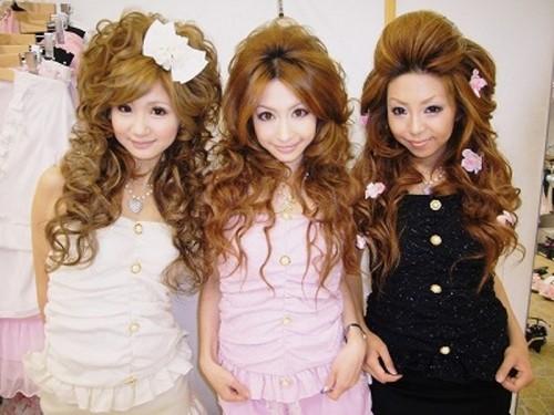 Lolita Японский стиль