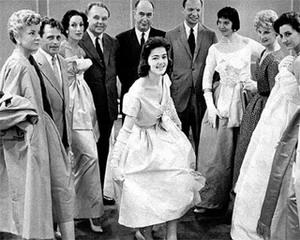 История красоты - Советская мода 60-х годов.