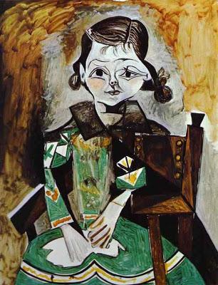 Pablo Picasso - Paloma Picasso