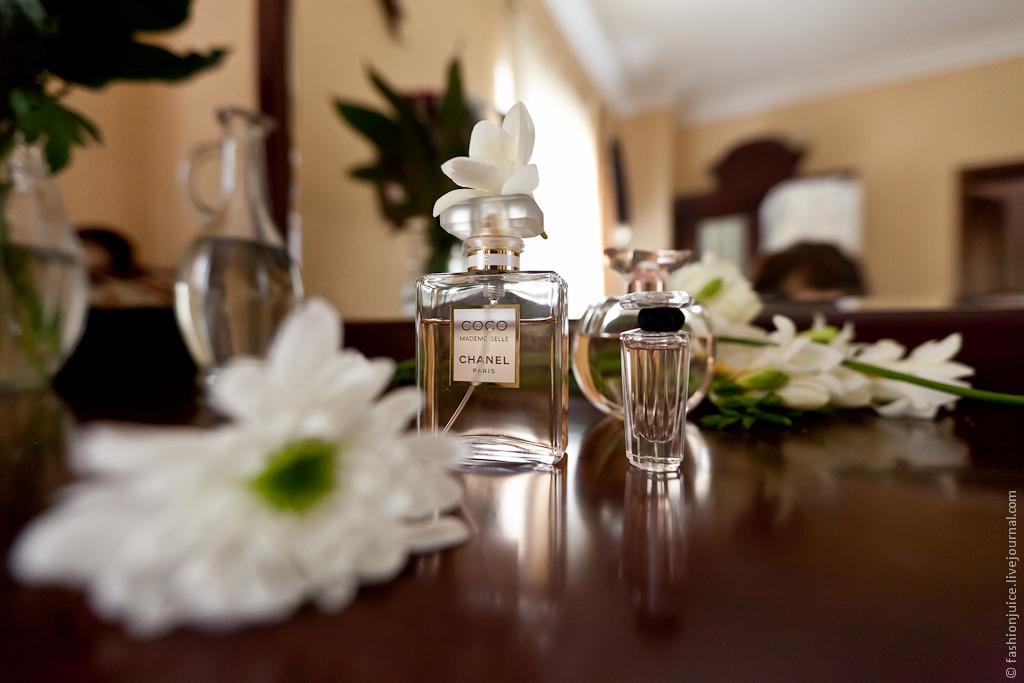 парфюм для свадьбы