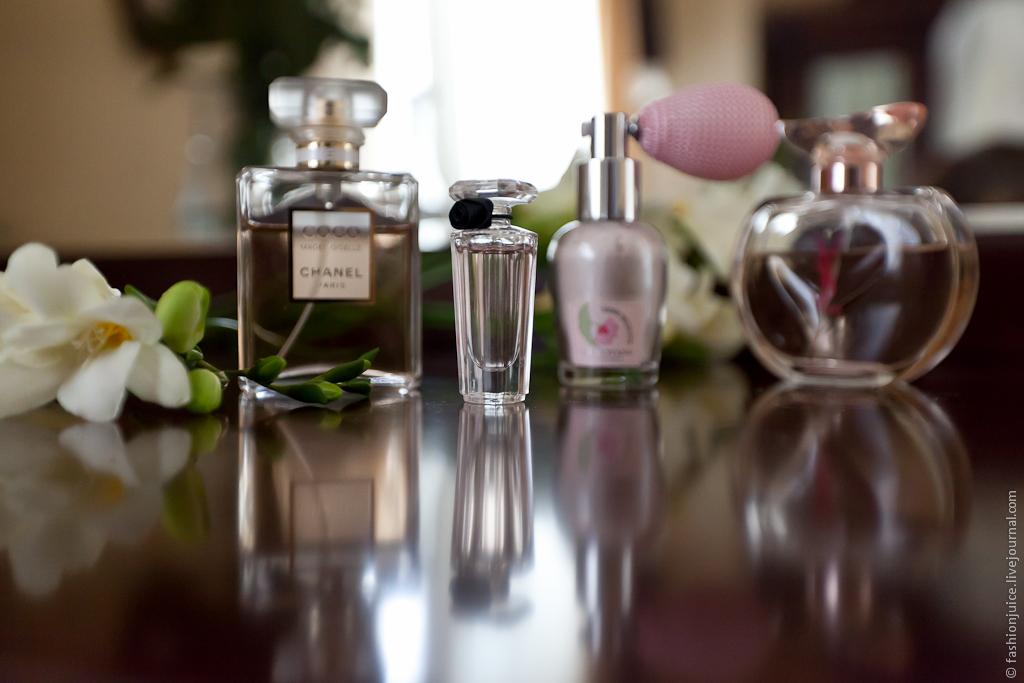 парфюм для невесты