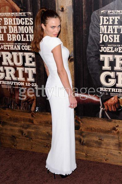 Natalie Gal ANTM Model Actress in SALT donates her dress to APJ charity