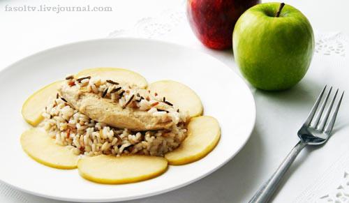 Диета на рисе курице яблоках отзывы